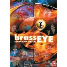 Brass Eye series and special £5.99 @ Play + Amazon