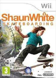 Shaun White Skateboarding For Nintendo Wii & PS3 - £8.00 Delivered @ Tesco Entertainment