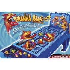 Piranha Panic Game now only £7.87 delivered @ amazon