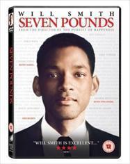 Seven Pounds (DVD) - £3 @ Tesco Entertainment