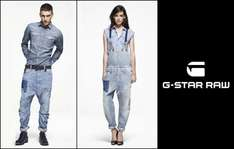 £35 For A £70 Voucher To Spend On Anything Instore At G-Star RAW Shops In Sheffield & Nottingham @ KGB Deals