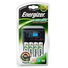 Energizer Intelligent Battery Charger Complete With 4 x AA Batteries (2000mAh) - £13.29 Delivered @ 7 Day Shop