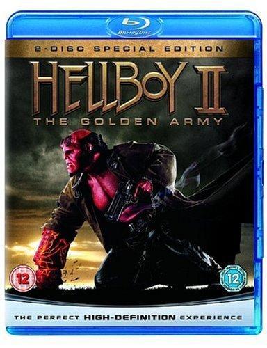 Hellboy 2 Bluray £3.86 delivered @ DirectOffersUK ebay outlet