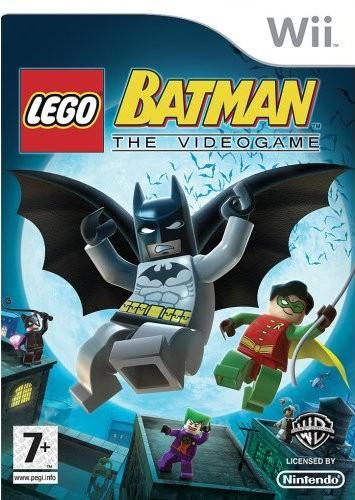 Lego Batman For Nintendo Wii - £12.95 Delivered @ Game