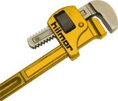 """Irwin Hilmor THSW036 (CL) 36"""" Stillson Pipe Wrench only £71.10 delivered @ Lawson HIS"""