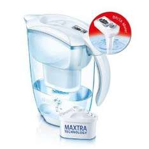 BRITA Elemaris Meter Cool White Water Filter Jug for £11.28 @ Amazon