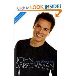 John Barrowman autobiography (Hardback) @ Poundland