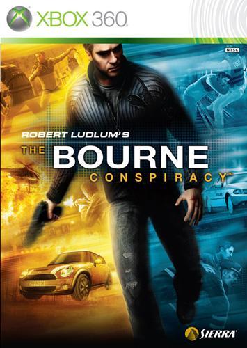 The Bourne Conspiracy Xbox 360 HMV Exclusive £4.50@hmv.com