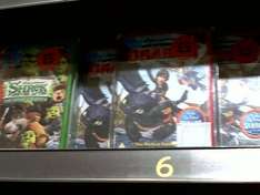 How to Train Your Dragon & Shrek Forever After (DVD) - £4.99 Each @ Sainsburys Entertainment