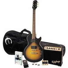 Epiphone Les Paul Special II Player Pack - £149.99 @ Andertons