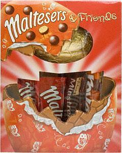 Maltesers & Friends Egg (312g) was £5.50 now £2.50 @ Sainsburys