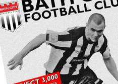 Bath CIty -  Grimsby Town ticket price £2.50 instead of £14 (for Polish peoples with ID cards)