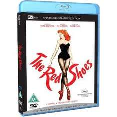 The Red Shoes - Special Restoration Edition blu ray £6.99 @ Sainsburys Entertainment