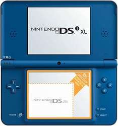 Nintendo DSi XL - £115 *Delivered To Store Using Voucher Code* @ Tesco Direct