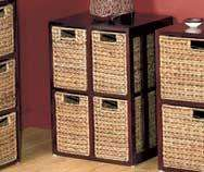 4 drawer rattan unit - £28.50 del @ Halfcost