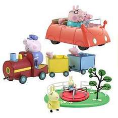 Peppa Pig Jumbo Playset - Was £20 Now £10 *Delivered To Store* @ Asda Direct