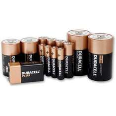 Duracell Batteries Clearout! - All Duracell Products - £1 @ Staples