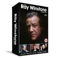 Ray Winstone Collection - Vincent / Henry VIII / Births, Deaths And Marriages (Complete Series') [5 DVD Boxset] £5.95 delivered @ Base