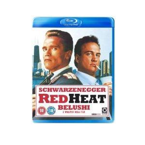 Red Heat (Blu-ray) - £5.99 @ Amazon & Play