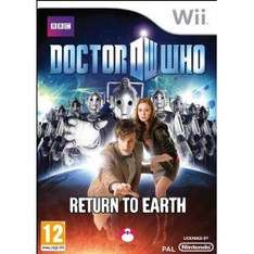 Doctor Who Return To Earth (Wii) £8.55 + £1.99 Delivery @ Gameseek