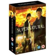 Supernatural - The Complete First Season 6xDVD £6.47 @ amazon