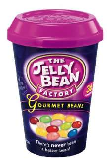 The Jelly Bean Factory Gourmet Jelly Beans (200g) carton just £1.83 @ Tesco instore.