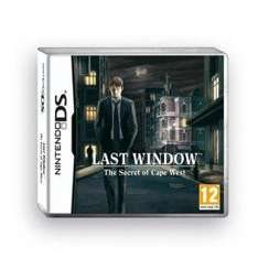 Last Window: The Secret of Cape West For Nintendo DS - £18.85 Delivered @ Shopto