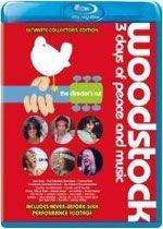 Woodstock 40th Anniversary: Ultimate Collectors Edition (Blu-ray) - £9.99 @ Base