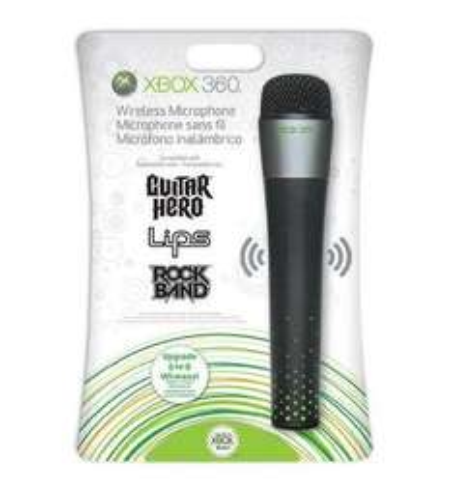 Xbox 360 Wireless Microphone - £5.89 Delivered @ Sendit