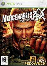 *PREOWNED* Mercenaries 2 For Xbox 360 - £2.99 Delivered @ Gameplay