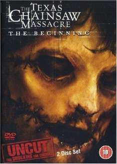 Texas Chainsaw Massacre: The Beginning: Uncut (DVD) (2 Disc) - £1 Instore @ Poundland