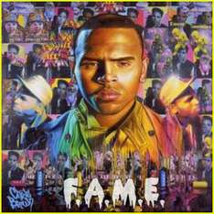 Chris Browns NEW album F.A.M.E - £8.99 @ Tesco, Amazon and HMV