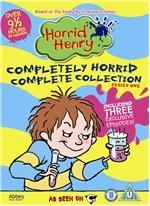 Horrid Henry: Horrid Henry's Completely Horrid Complete Collection: Series 1 (DVD) - £9.95 @ Base