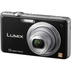 Panasonic Lumix DMC-FS9EB-K - 12MP Digital Camera In Black - £79.99 Delivered @ Comet