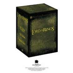 The Lord of the Rings Trilogy (Extended Edition Box Set) [DVD] £15.93 @ Amazon