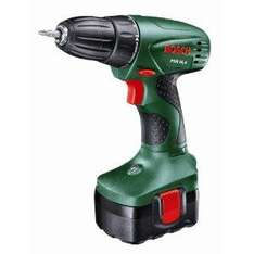 Bosch 14.4v Cordless Drill/Driver Kit with Tool Bag now £39.99 delivered with code 20RDGARDEN @ robert dyas