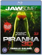 Piranha 3D blu £7.15 with code @ The Hut