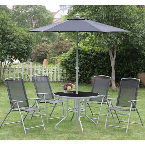Robert Dyas Seville 6 Piece Metal Garden Furniture Set was £149.99 now £79.99 delivered with code 20RDGARDEN @ robert dyas