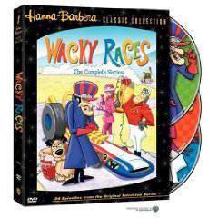Wacky Races: Complete Collection DVD Box Set (3 Discs) - £6.85 Delivered @ Zavvi
