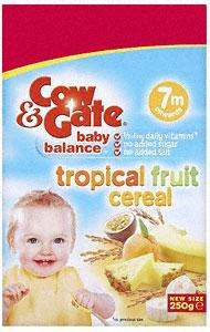 Cow and Gate Baby Balance Cereals £1@Poundland