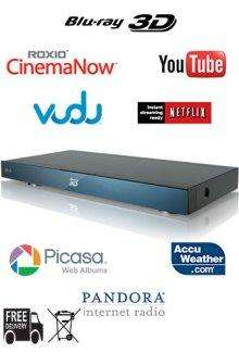 LG BX580 - Blu Ray Player With 3D & DVD Playback WIFI DLNA & USB - £128.96 Delivered @ Cheap Electricals