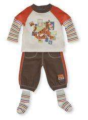Baby Clothes/Childrens Clothes Reduced Instore & Online (e.g 3 Pack LS Tops £4 - Tigger Three Piece Set £5 - Winnie The Pooh LS Top £2 - Long Sleeve Top £1 - Animal Hat 3 Piece Set £1.75 - Denim Jeans £2 - Striped Shorts £1) @ Asda