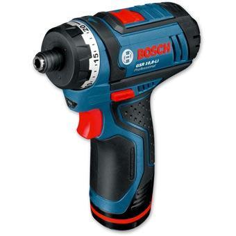 Bosch GSR10.8-Li Cordless Drill Driver Li-Ion 10.8V @Axminster £109.96 Free Del