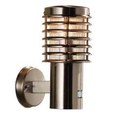 Clipper Wall PIR Stainless Steel light from £35 to £5 @ B&Q