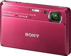 Sony Cyber Shot DSC-TX7 Digital Camera £99.99 (£93.99 with 6CAMERA code) was £179.99 @ Bestbuy