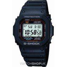 Casio GW-M5600-1ER Wave Ceptor Radio Controlled G-SHOCK Mens Digital Resin Watch - £69.95 @ Amazon