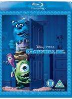 Monsters Inc. Blu Ray £8.99 @ Bee.com