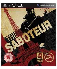 Saboteur (PS3)  - £8.98 @ Ebay Argos Outlet