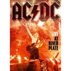 *PRE ORDER* AC/DC Live At River Plate (Blu-ray) - £12.59 @ Amazon