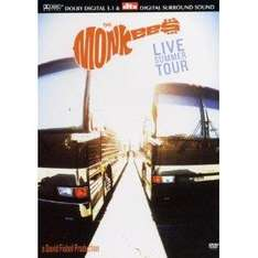 The Monkees: Live Summer Tour (2001) (DVD) - £2 @ Amazon